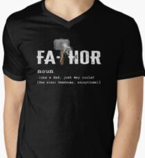 8f83b363 Fa-Thor, Like dad just way cooler- Funny Father's Day Gift & Shirt