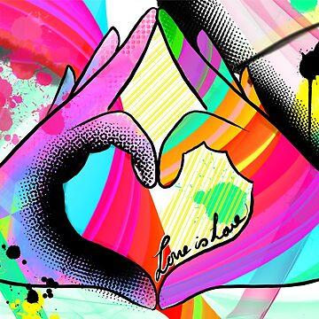 Love is love  by B-ruder