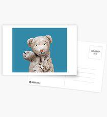 Daniel Striped Tiger - Mr Rogers Postcards