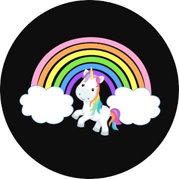 Unicorn Rainbow  by WUOdesigns
