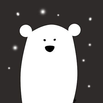 Polar Bear by jomzojeda