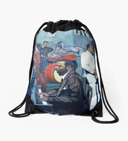 BeBop 'Til You Drop Drawstring Bag