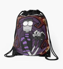 You Have to SMILE Drawstring Bag