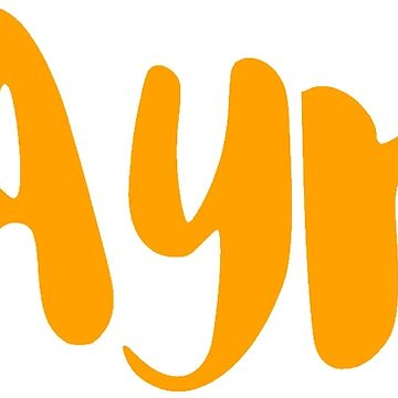 Ayr - Orange by FTML