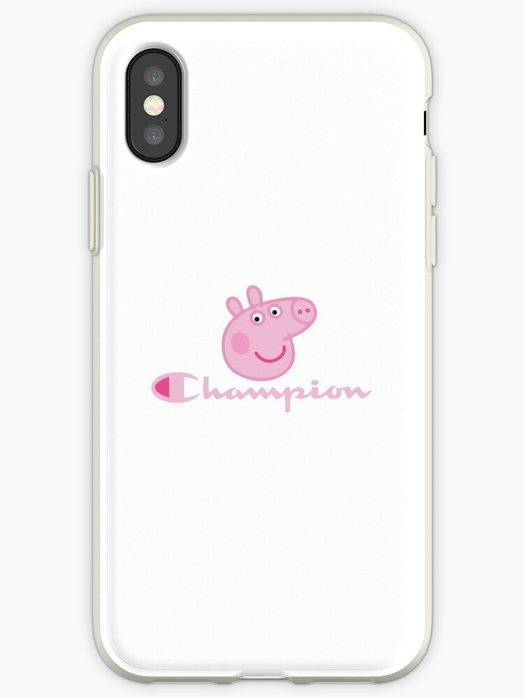 CHAMPION - Peppa Pig by Davis Luna