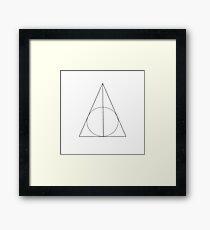 Hallows Framed Print