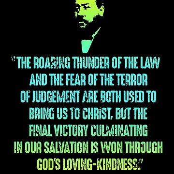 The Roaring Thunder Of The Law Spurgeon by royaldiscovery