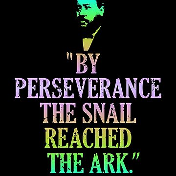 Perseverance Snail Reached Ark Spurgeon by royaldiscovery