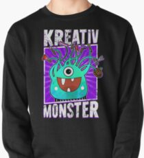 Creative Monster - Crazy Craft Fan Pullover