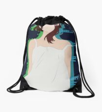 Into the Wired Drawstring Bag