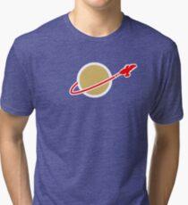 LEG0 SPACE SERENITY (FIREFLY) Tri-blend T-Shirt