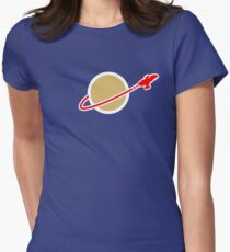 LEGO SPACE SERENITY (FIREFLY) Womens Fitted T-Shirt