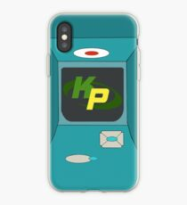 pretty nice bfa93 f88c9 Kimmunicator Kim Possible iPhone cases & covers for XS/XS Max, XR, X ...