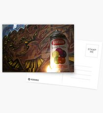 Krylon Dreams - Part 3 Postcards