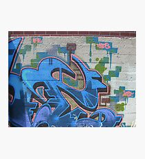 Jest Graffiti Art Photographic Print