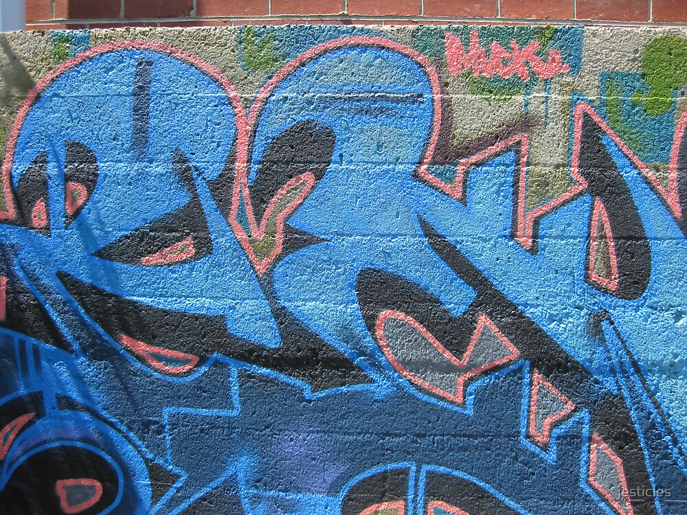 Jest Graffiti by jesticles