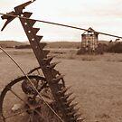 Farm Machinary by jesticles