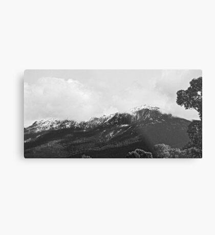 Mount Wellington From West Hobart Metal Print