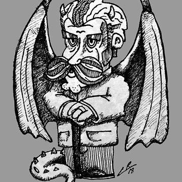 The Devilish Gentleman by peabody00