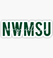 Northwest Missouri State University Sticker