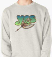 Yes band bird art shirt Pullover