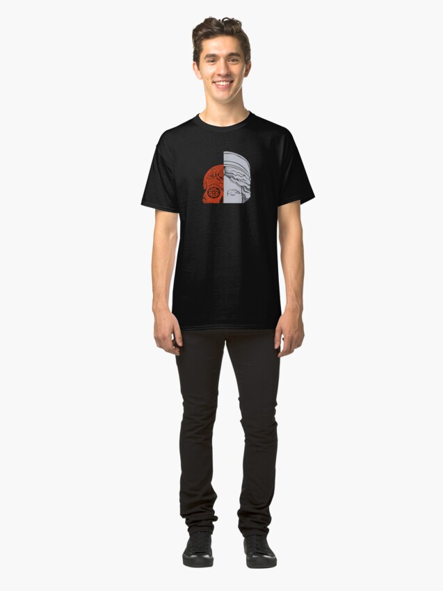 Alternate view of Statue Antique Rose Classic T-Shirt