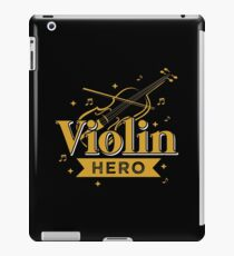 Violin musician music iPad Case/Skin