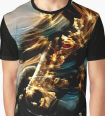 Sparkling Horse Graphic T-Shirt