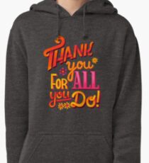 Thank you! Hoodie
