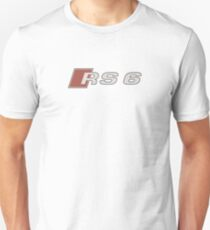 Audi RS6 - Ultimate Audi Family Wagon - QUATTRO Power Unisex T-Shirt