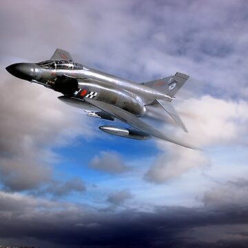 Royal Air Force F4 Phantom by bmphoto