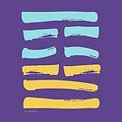 41 Decline I Ching Hexagram by SpiritStudio