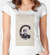 Corbyn Matthew Besson Women's Fitted Scoop T-Shirt