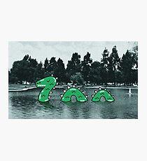 Nessy Photographic Print