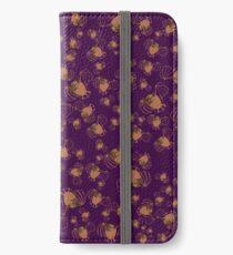 Adorable Bats for Halloween (Purple) Funda o vinilo para iPhone