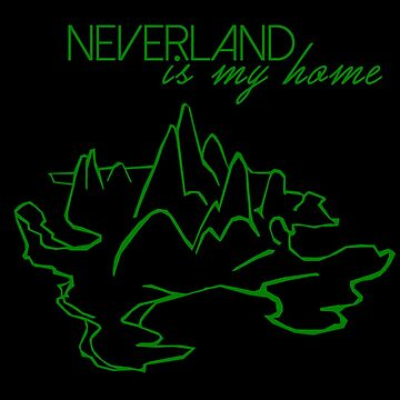 Neverland is my home by Pixyclothes