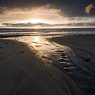 Sun Down. by Michael Treloar