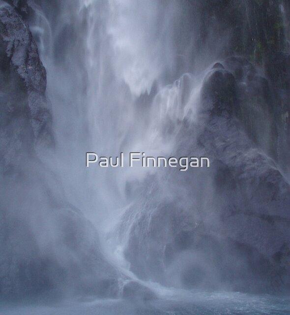 Water Veil by Paul Finnegan