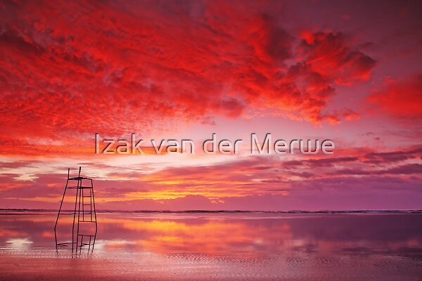 Watching by Izak van der Merwe