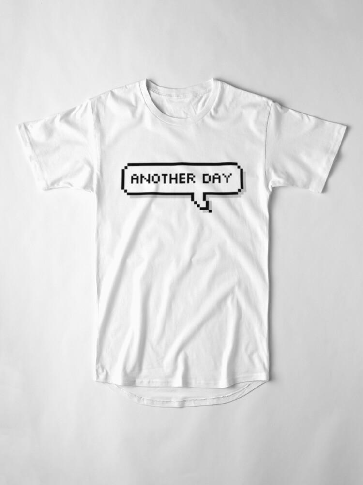 Alternative Ansicht von Ein anderer Tag Longshirt