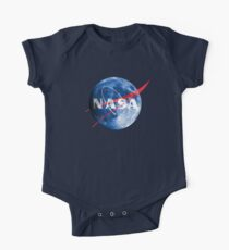 We have been to the Moon - NASA One Piece - Short Sleeve