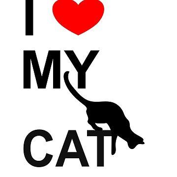 cat by EK-Design24