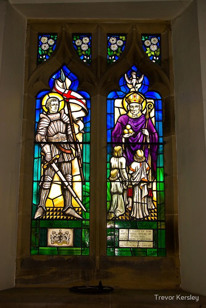 St Mary's Church by Trevor Kersley