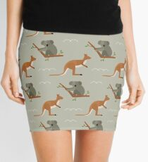 Outback adventures Mini Skirt
