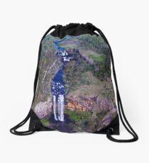 Ebor Falls Drawstring Bag