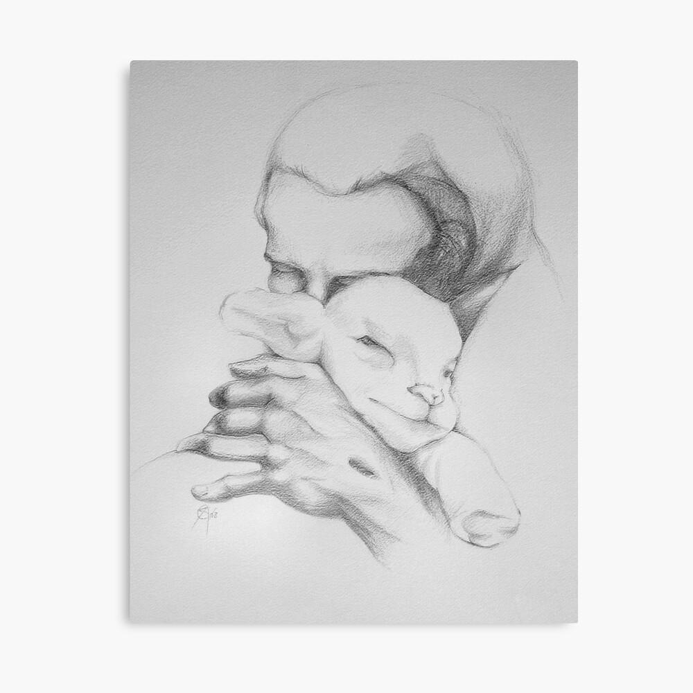 Christ the Shepherd Canvas Print