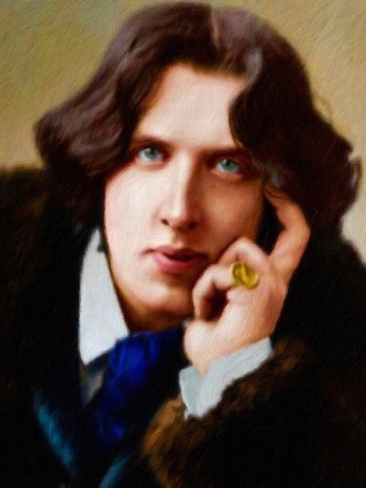 Oscar Wilde, Literary Legend by SerpentFilms
