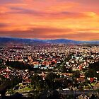 Cuenca, Ecuador - Panorama V by Al Bourassa