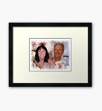 Happier Times Framed Print