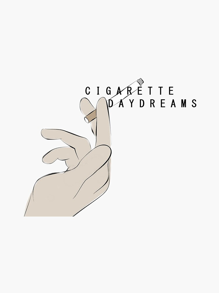 Cigarette Daydreams Cage the Elephant by tinywombat00